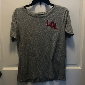 Jcrew Gray T-shirt